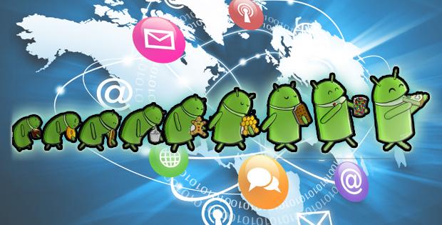 Perkembangan-Android