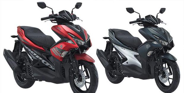 Motor Yamaha Matic Terbaru Aerox155