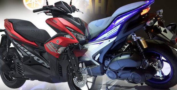 Yamaha Matic Terbaru AEROX 155